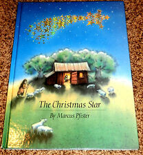 The Christmas Star ~ Marcus Pfister~ Hardcover ~ Shepherds-Nativity Picture Book