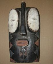 Beautiful African Mask Bembe Lega BWAMI Democratic DR Congo Fang Africa ZAIRE