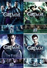 Grimm: The Complete Series Season 1-4  Free Shipping Brand NEW DVD