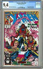 The Uncanny X-Men #282 (1991) CGC 9.4 White Pages 0297520002