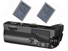 Pro Battery Grip Pack + 2x BLN-1 Battery for Olympus OM-D E-M1 OMD EM1 as HLD-7