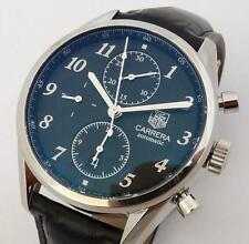 Tag Heuer Carrera Heritage Watch Automatic CAS2110.FC6266 Box & G'Card Excellent