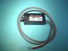 SMC MODEL ZSE1-01-14 VACUUM SWITCH NEW CONDITION
