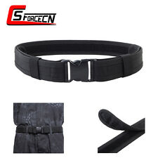 """1.5"""" Tactical Military Airsoft Police Security Combat Gear Waist Heavy Duty Belt"""