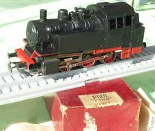 Piko locomotiva a vapore BR 80 018 in buono stato Refinishing necessarie