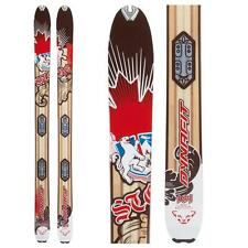 Dynafit Stoke Freeride Alpine Touring Rocker Camber combo Skis 191cm