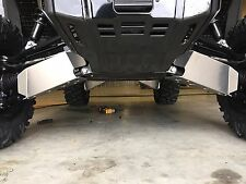 2016 HONDA PIONEER 1000 1000-5 ALUMINUM FRONT AND REAR A-ARM GUARDS SKID PLATE