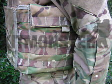 Used Pair MTP Side Plate Carrier for British Army Osprey Body Armour MKIVA