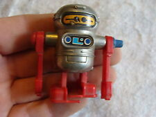 """1979 tomy ROBOT WIND UP toy aprox 2"""" tall"""