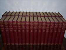 Hougton Mifflin 1894 New Library Edition WRITING OF CHARLES DICKENS in 32 vols