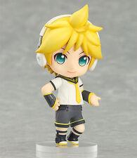 Vocaloid 3'' Len Kagimine Hatsune Miku Renewal Nendoroid Petite Trading Figure