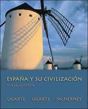 España y su civilización, Ugarte, Francisco