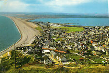 OLD POSTCARD -DORSET -The Chesil Bank - c1968