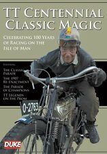 Isle of Man TT - TT Centennial Classic Magic (New DVD) Vintage  Motorcycles