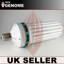 Hydroponics CFL 300w Grow Light Blue Red 2700 6400 Dual Spectrum Bulb Veg Flower