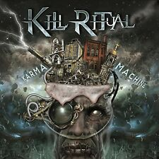 KILL RITUAL - Karma Machine - CD