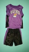 Phoenix Suns Jersey Shirt/Pants Baby/Toddler/Child Set Size 18 Months 18mos