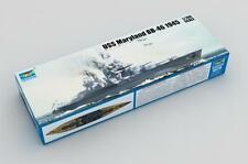 Trumpeter 1/700 05770 USS Maryland BB-46 1945