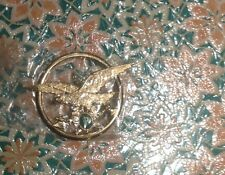 Stemma in metallo Aquila del Corpo forestale per basco