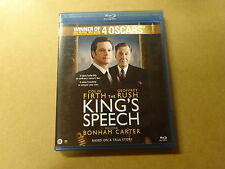 BLU-RAY / KING'S SPEECH ( COLIN FIRTH, GEOFFREY RUSH, HELENA BONHAM CARTER )