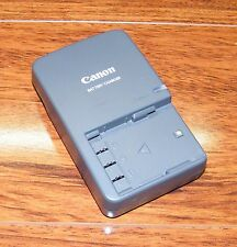 Genuine Canon (CB-2LW) 8.4V 0.55A 50-60Hz Rechargeable Battery Charger Only