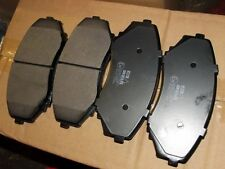 Front brake pads, Mazda Bongo, Ford Freda 2.0i, 2.5i V6, 2.5TD 1995 on 4 pad set