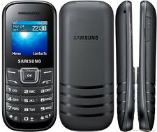 Samsung E1200 Mobile Phone Desbloqueado Sim Libre de base simple teléfono