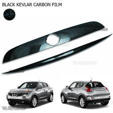 Black Kevlar Tailgate Line Accent Cover For Nissan Juke 5dr Hatchback 2012-2015