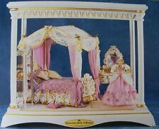 NIB Franklin Mint Cinderella Roombox Carole & Barry Kaye Miniatures 1:12 Scale