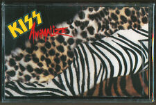 Kiss - Animalize Factory Sealed Cassette Columbia House 1984-85