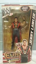 WWE ELITE Collection Series #18_JERRY LAWLER 6 inch action figure_New & Unopened