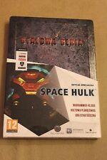 Steelbook - Space Hulk PC DVD - Polish/English + STEAM