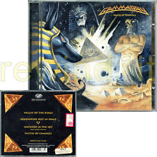 "GAMMA RAY ""VALLEY OF THE KINGS"" RARE CD 1997"