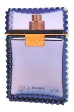 Versace Man by Versace for Men  EDT Spray 3.4 oz 100 ml TESTER, NEW!