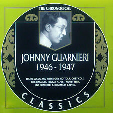 CD JOHNNY Guarnieri - 1946-1947, Chronogical Classics