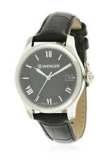 Wenger Terragraph Leather Ladies Watch 0521.104