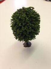 Javis JT14 - Green - Small Oak Tree with Base - N Gauge - 2nd Class UK Post