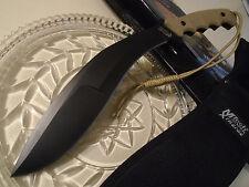 Mtech Xtreme Desert Kukri Machete Sword Knife 440C G10 5mm Full Tang 8093TN New