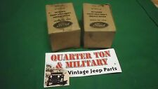 Jeep Willys Ford GPW packaged NOS Outer front axle Seal GP-3031