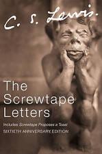 The Screwtape Letters: includes Screwtape Proposes a ..., Lewis, C. S. Paperback