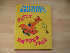 Michael Bentine - Potty Khyber Pass 1974 1st - scarce spin off from ITV series
