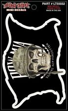 Lethal Threat - LT55032 - MIA Skull Decal~