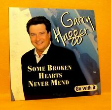 Cardsleeve Single CD HARRY HAGGER Some Broken Hearts Never Mend 2TR 1998 pop