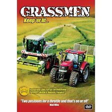Grassmen Keep 'Er Lit DVD New/Tractors/Ireland/UK/Free Post/Country/Farming sale