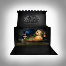 2014 Exclusive Star Wars Jabba the Hutts Throne Room (No SDCC Sticker) C8.5 Box