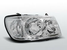 Chrome clear finish headlights SET for Toyota Land Cruiser FJ100 98-04