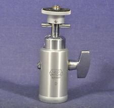 Leica Leitz 14115 KGOON / Kugelkopf Kugelgelenkkopf 3/8 + 1/4 Anschluss