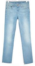 Levis jean slim demi curve bleu mid rise jeans stretch taille 8 W27 L30