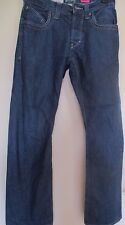 River Island Slouch Button Fly Jeans W28 L30