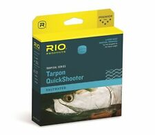 RIO TARPON QUICKSHOOTER WF12F/I 12 WT CLEAR SINK TIP TROPICAL SALTWATER FLY LINE